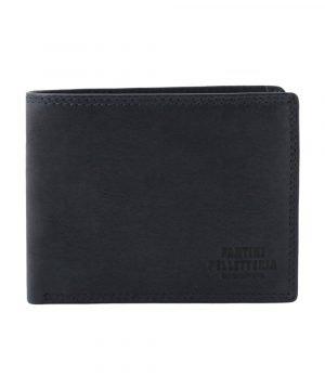Portafoglio in vera pelle - portafoglio in vero cuoio - portafoglio pelle sottile