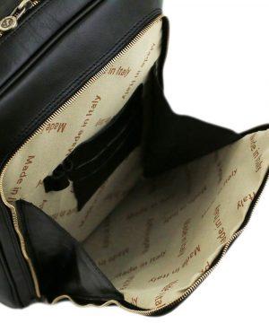 Zaino tasca frontale - zainetto con tasca anteriore - zaino per computer - zaino per tablet