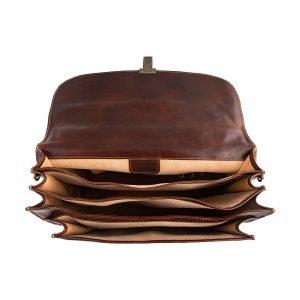Borsa tre scomparti - borsa lavoro porta pc - borsa lavoro organizzata