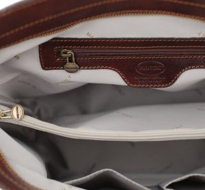Interno borsa - borse zip - borsa zip - Genuine Leather