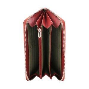 Portafoglio con zip - portafoglio da ragazza - portafoglio sportivo
