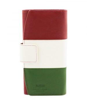 Portafoglio pelle donna - portafoglio in pelle Italia - Portafoglio Italia