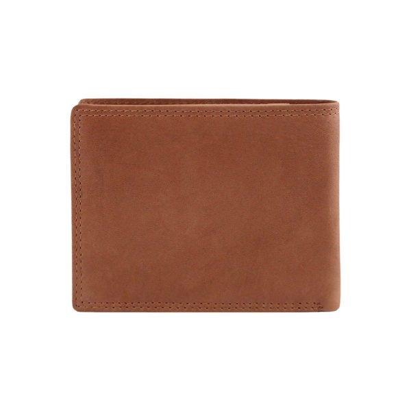 Portafoglio uomo pelle - portafoglio chiaro - portafoglio pelle naturale