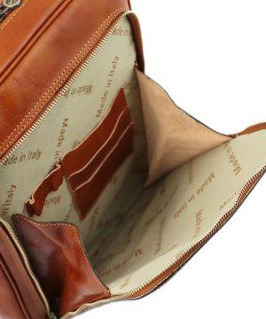 Zaino con tasca esterna - zaino tasca per computer - zainetto con cerniere esterne